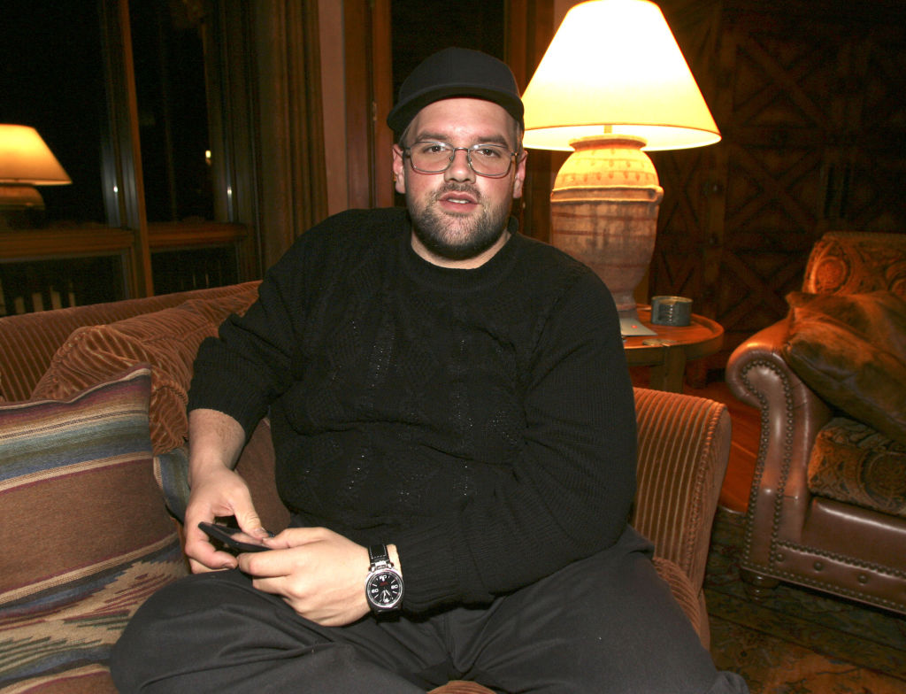 ethan suplee at a dinner for Alpha Dog