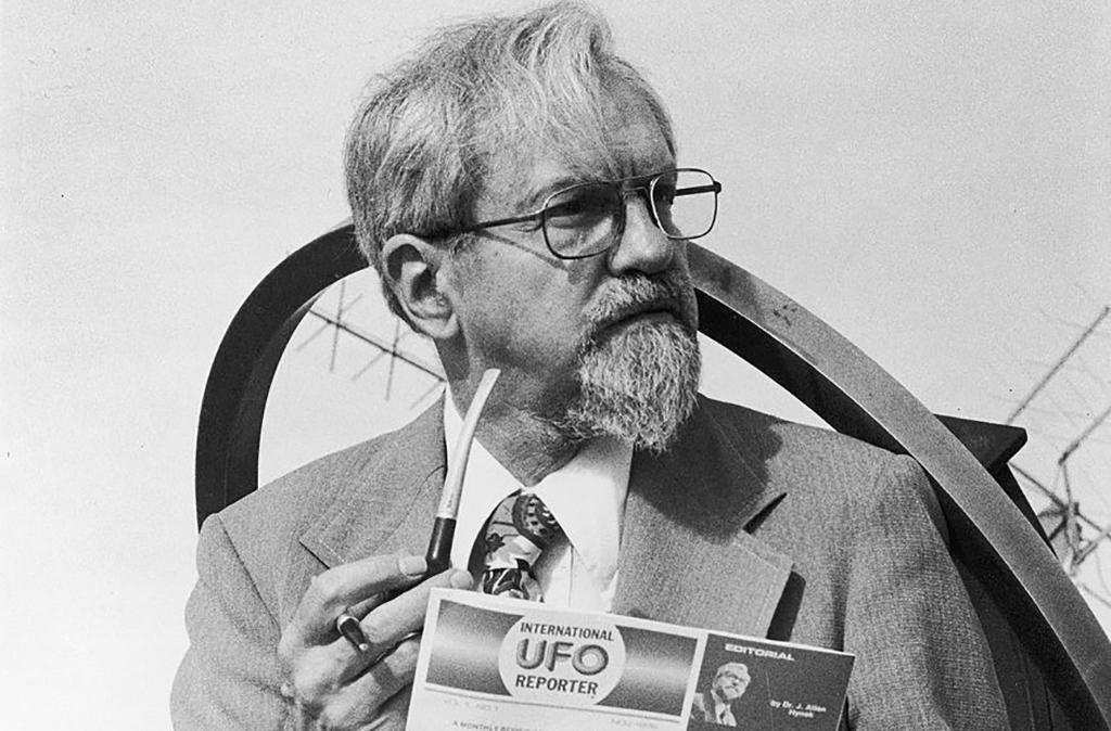 Picture of J. Allen Hynek