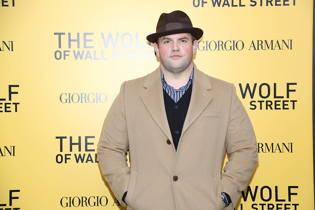 ethan suplee the wolf of wall street