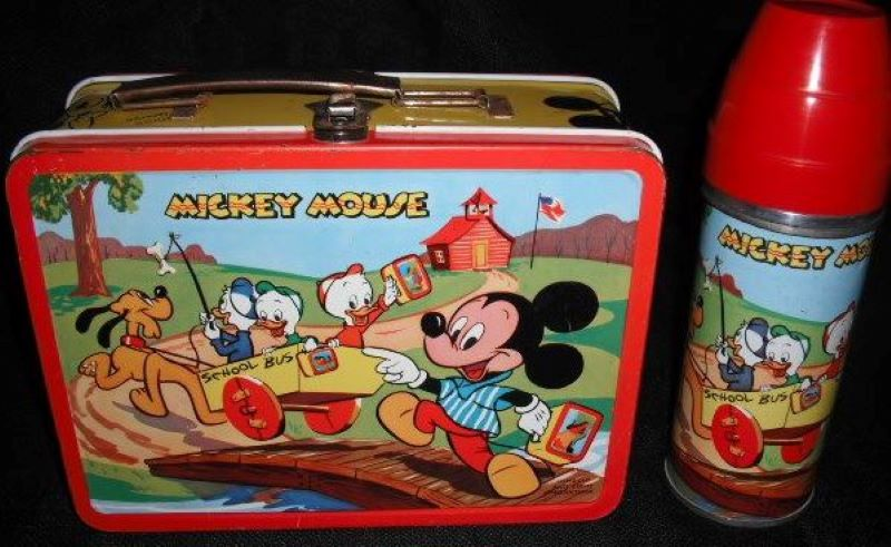 This Mickey Mouse Pail Is Worth Around $2,050