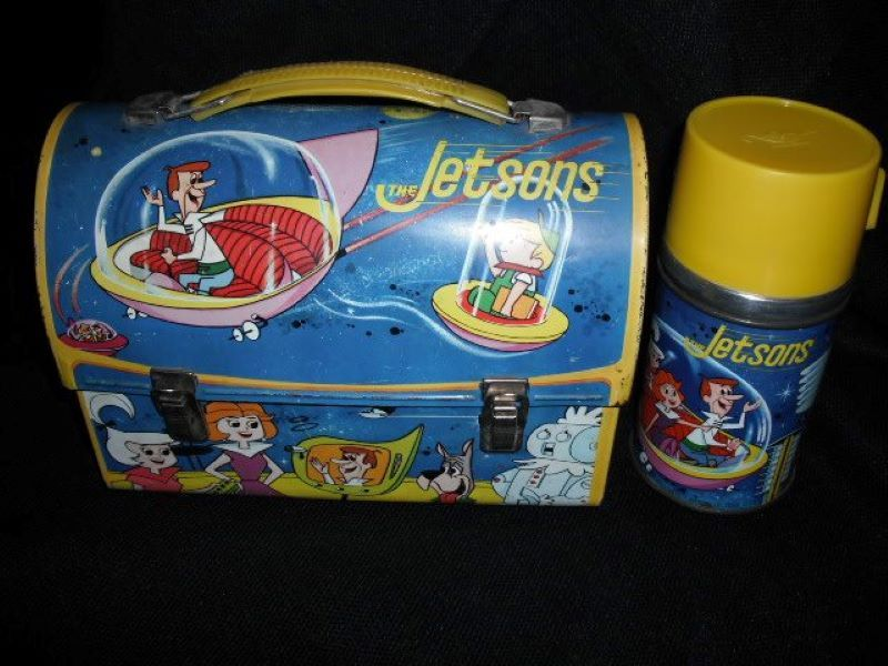 This Jetsons Lunch Box Can Be Sold For Around $2,650