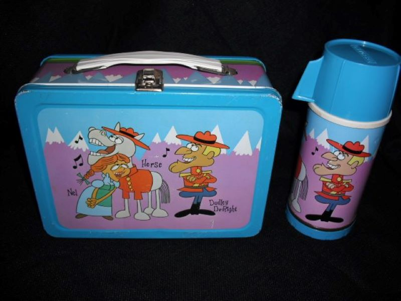 This Dudley Do-Right Lunch Box Is Worth About $3,400