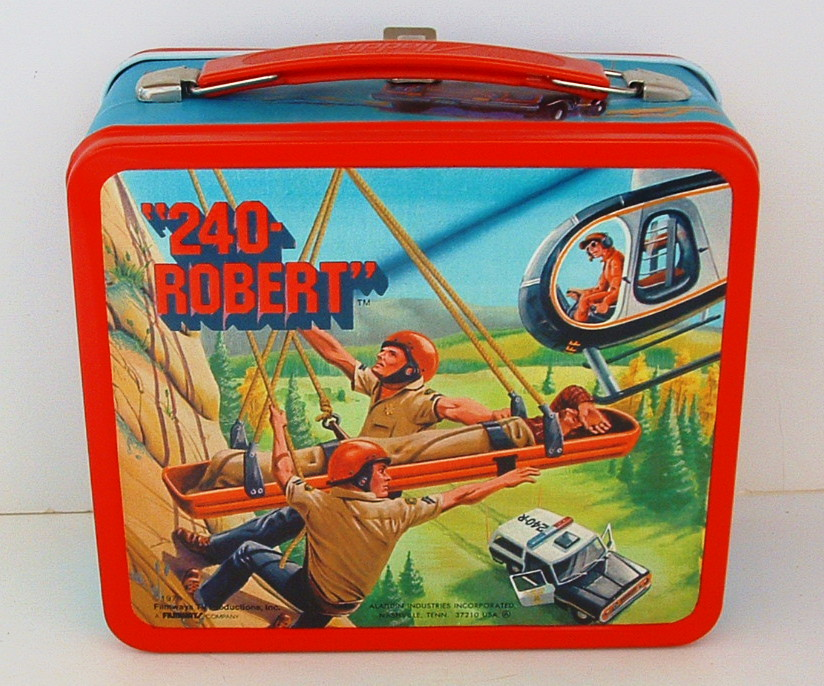 240-Robert Lunchboxes Are Worth Over Five Grand