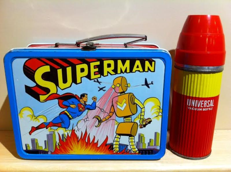 This Superman Lunchbox Is Worth Around $16,000