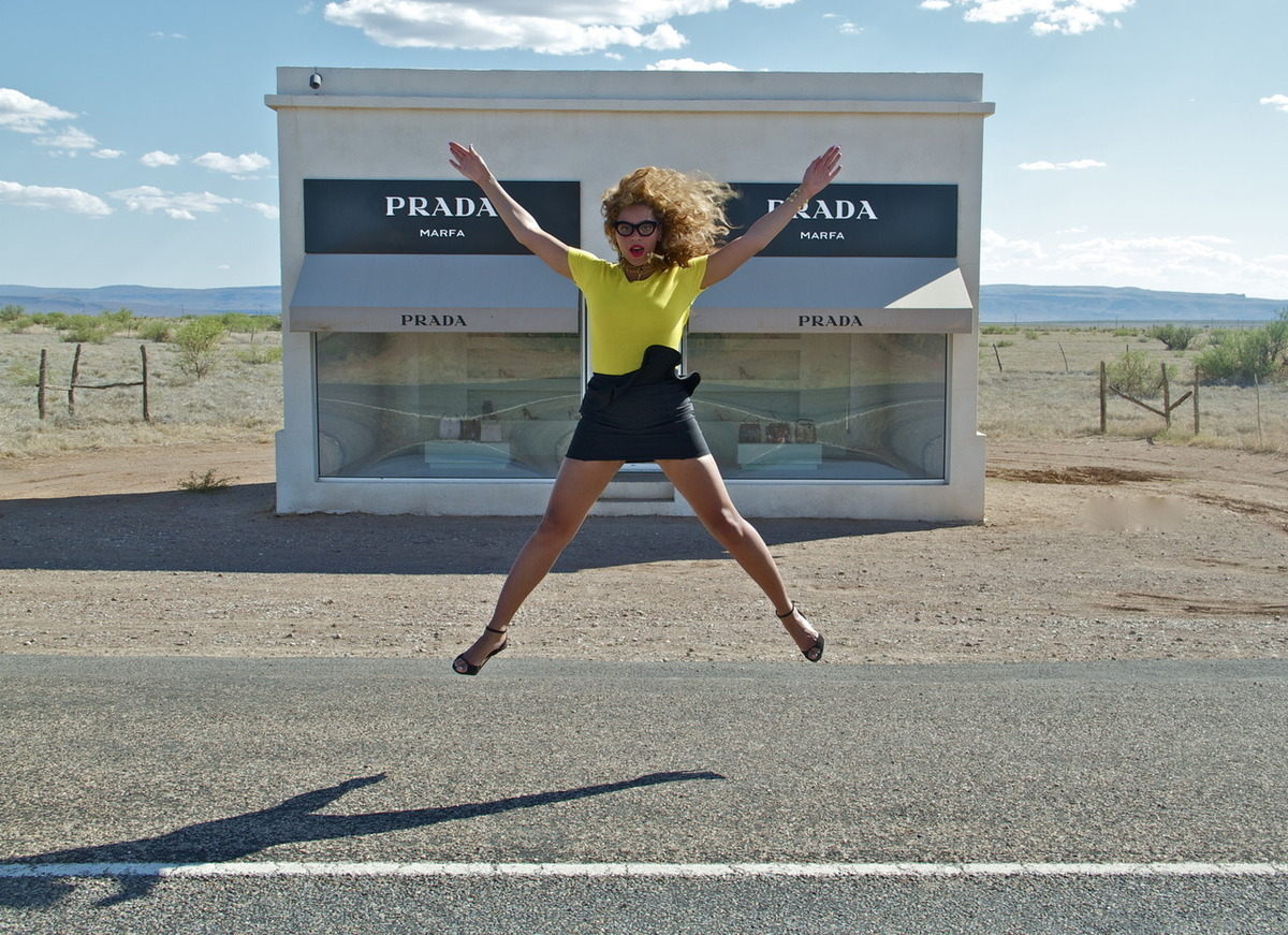 Prada Marfa Is Worth $120k