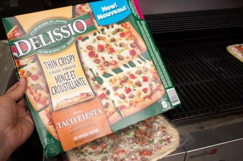 DiGiornio Pizza Is Known As Delissio in Canada