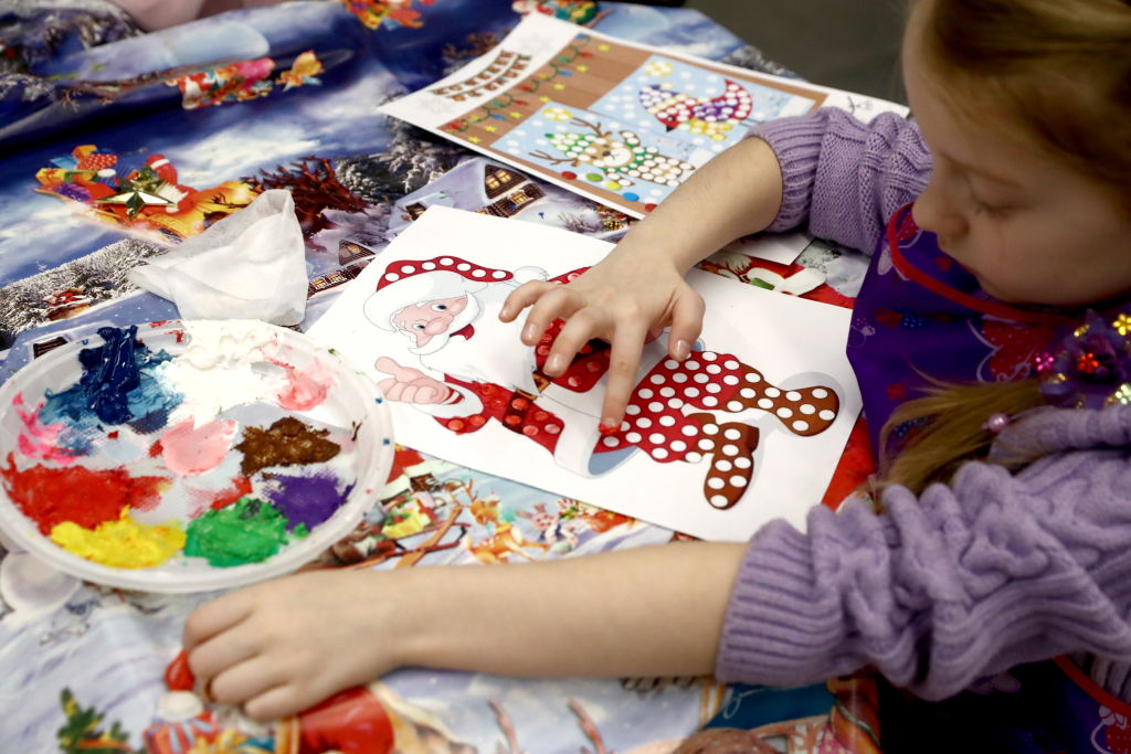 Craft Supplies For Your Little One's School Projects
