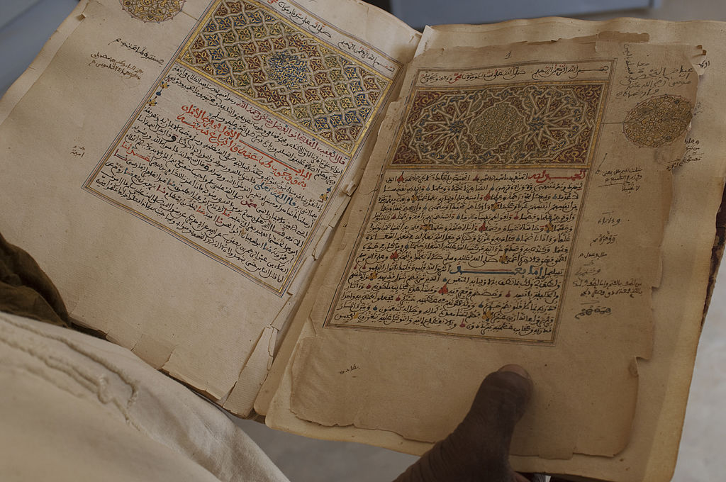 The Hidden Library Of Timbuktu
