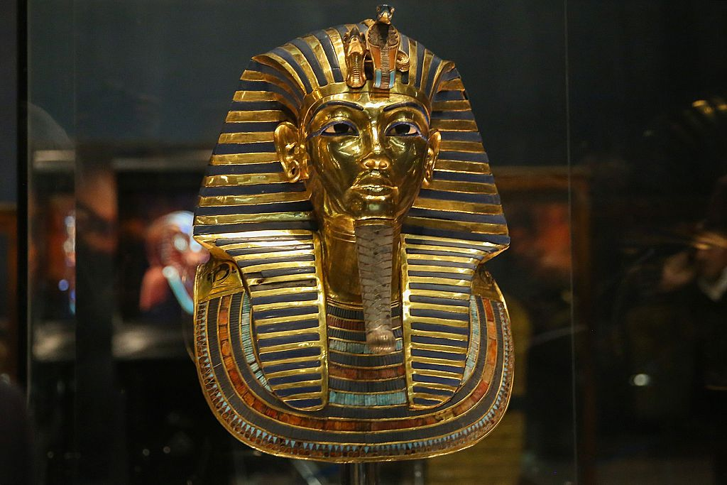 The Death Mask of Tutankhamun Is Worth $2 Million