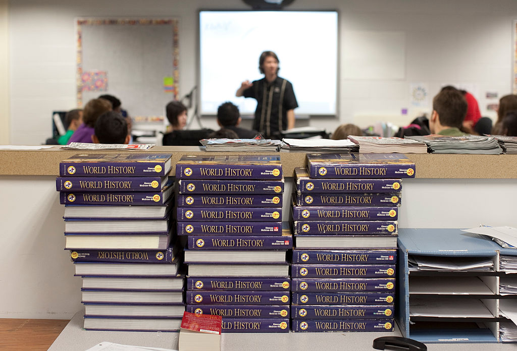 Textbooks Because No One Can Afford Those Gen. Ed. Books