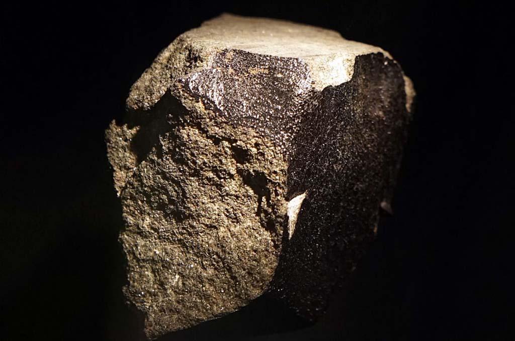 Picture of Mars meteorite