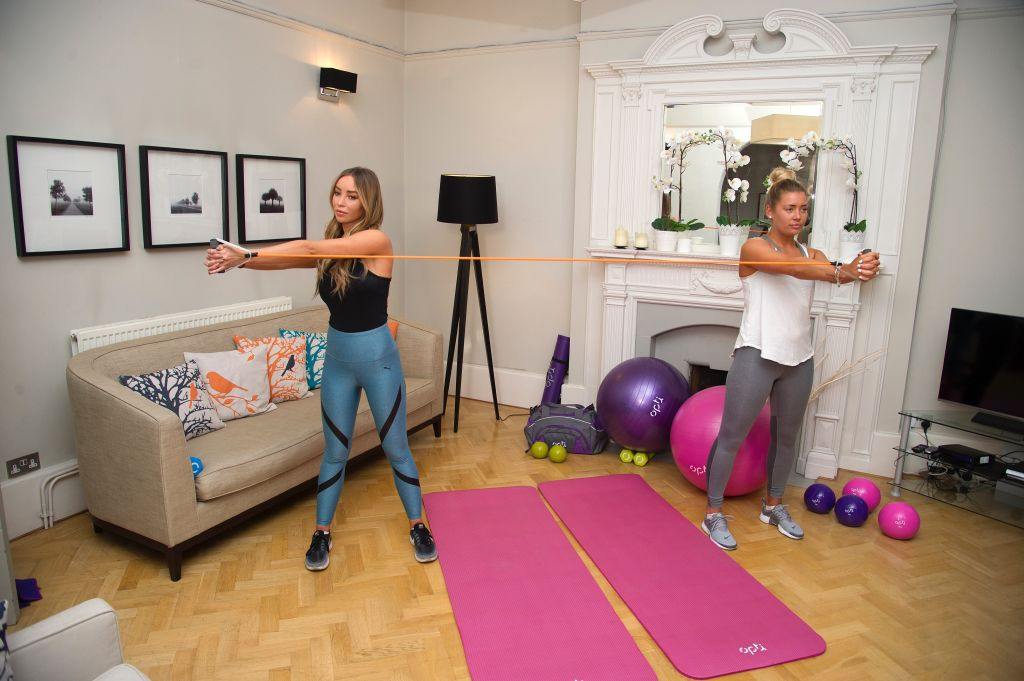 Second-Hand Exercise Equipment For At-Home Workouts