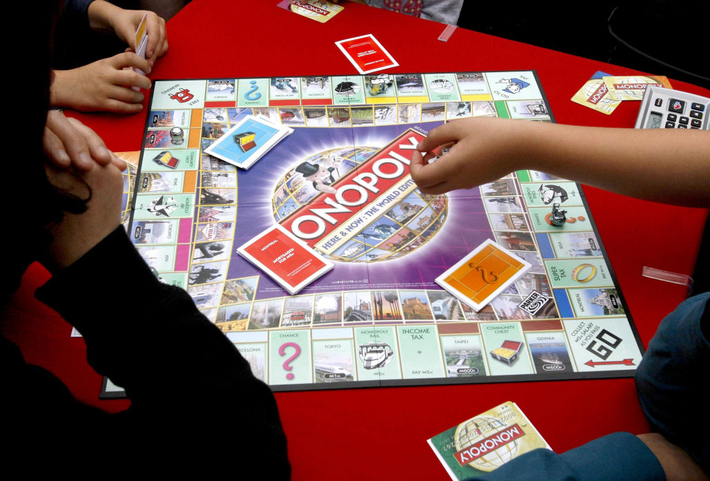 Board Games Can Be Flipped For A Lot Of Money