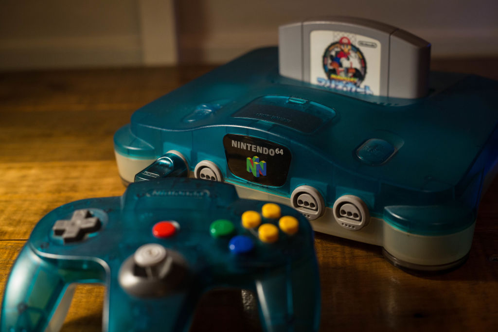 Old Video Games To Fuel Your Nostalgia