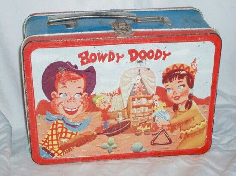Howdy Doody And His Crew Run For About $1,787
