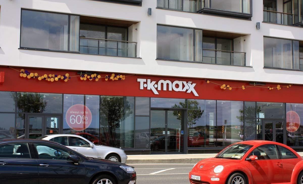 T.J. Maxx Was Changed To T.K. Maxx In The UK