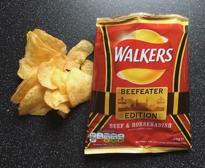 Lays Are Known As Walker's In The UK