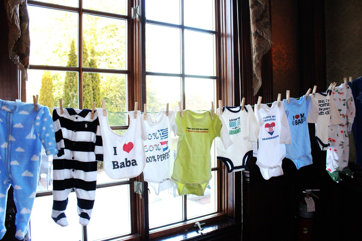 Baby Clothing Should Never Go Unnoticed