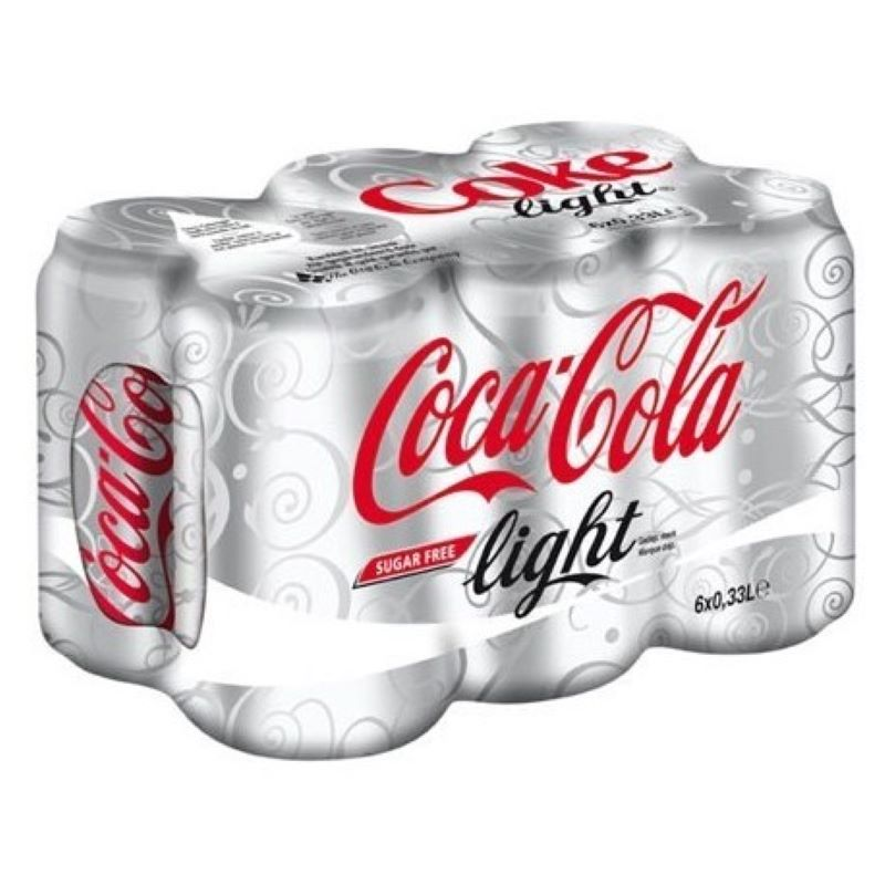 Diet Coke Is Called Coca-Cola Light In Thailand