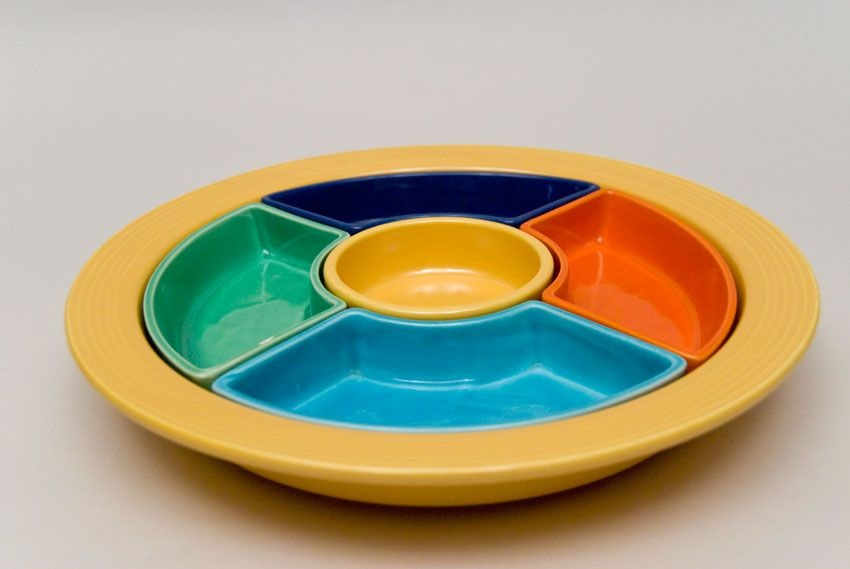 The Original Fiestaware Is Perfect For Parties