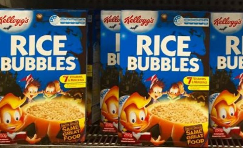 Try Some Rice Bubbles In Australia