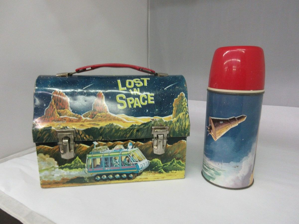 This Lost In Space Lunch Box Can Sell For About $950