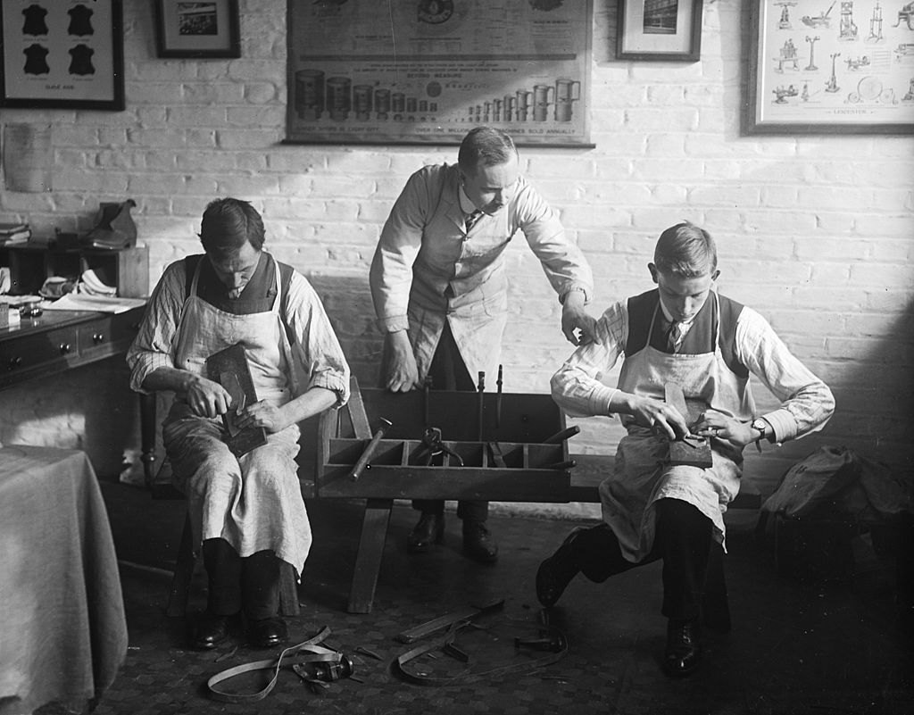 shoemaking and cordwainery college