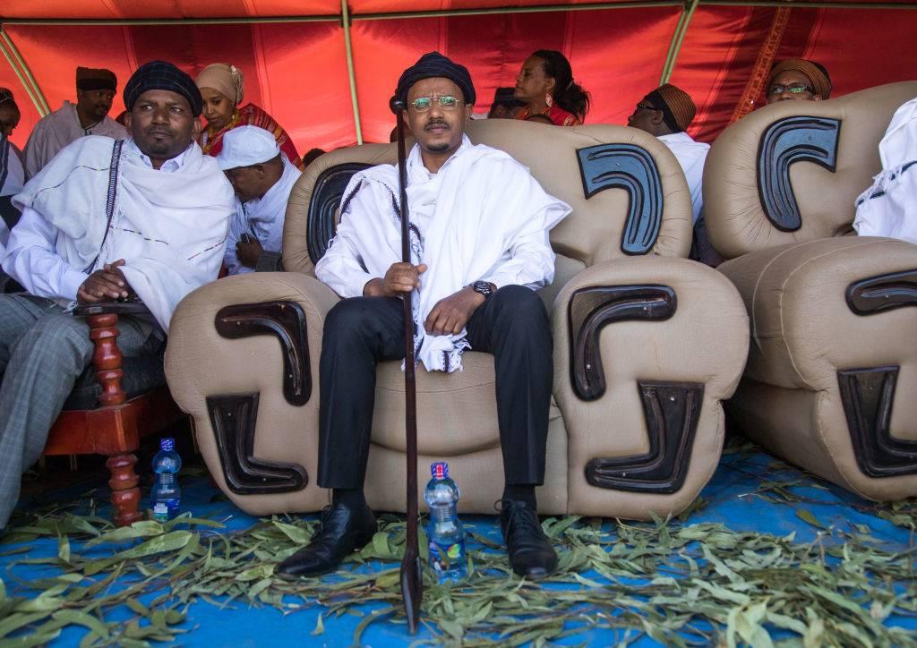The Oromia state president