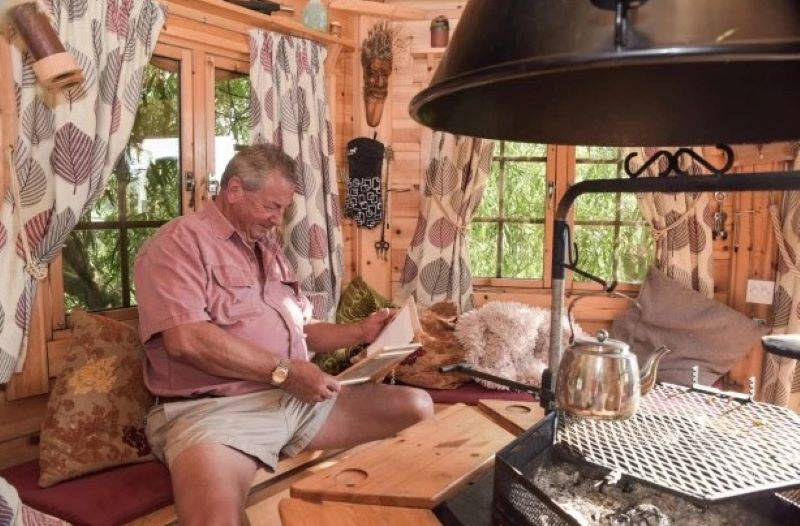 Terry Opened The Treehouse To The Public