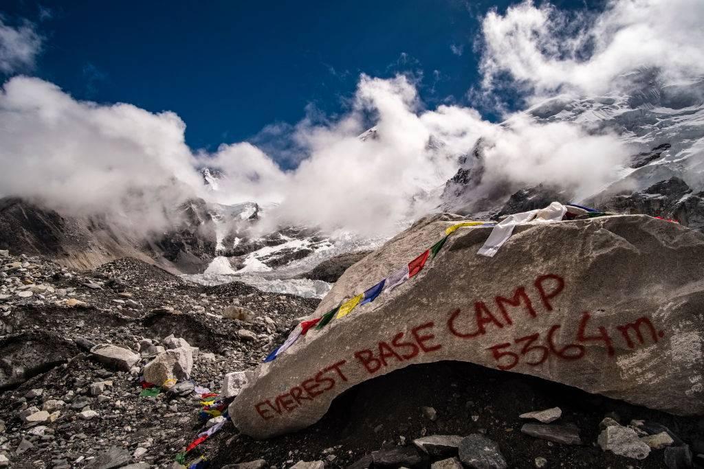 moun-everest-base-camp
