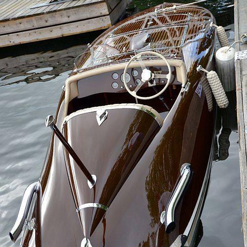 car or boat