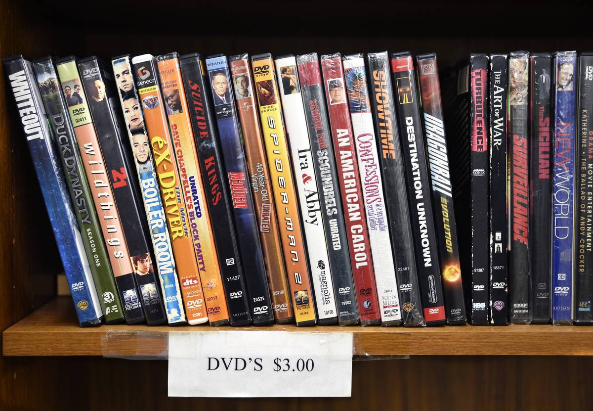 DVDs As Best Bought Online