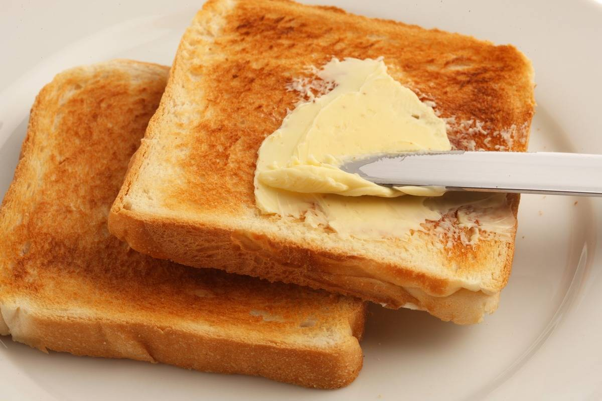 There Is Such A Thing As Too Much Butter