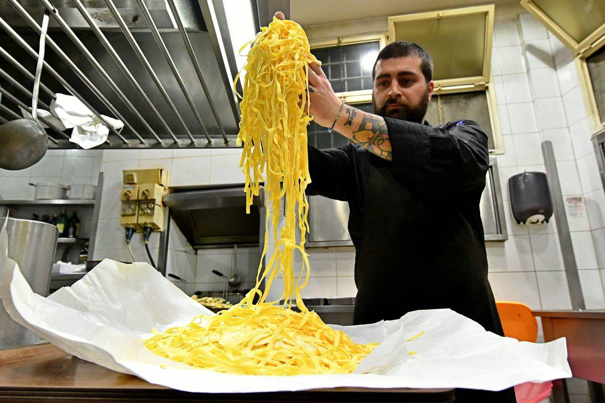 Dried Pasta Can Be Bought For Less Elsewhere