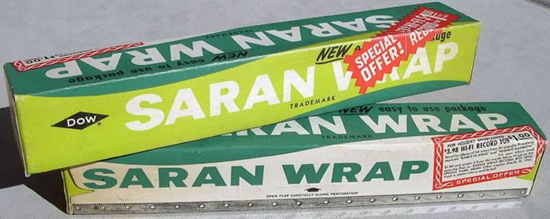 saran-wrap