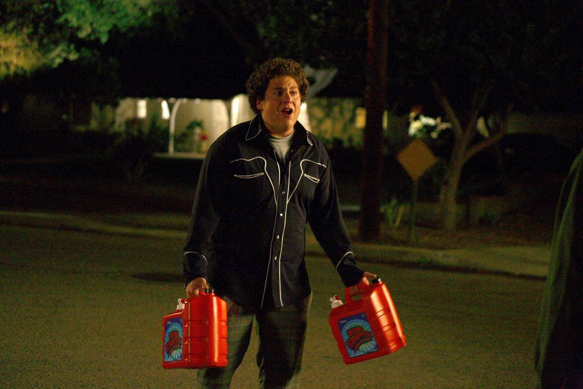 Jonah Hill in Superbad