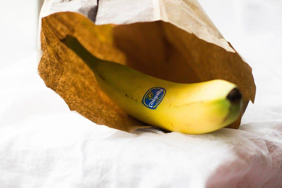 Ethylene Gas In Banana Peels Helps Ripen Fruit Quicker