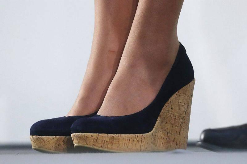Bring Out The Cork Shoes!