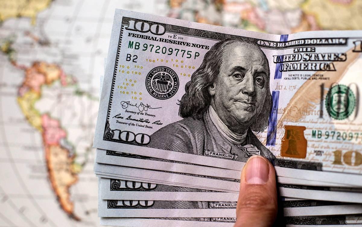 $100 Bills Were Found In The Third Package