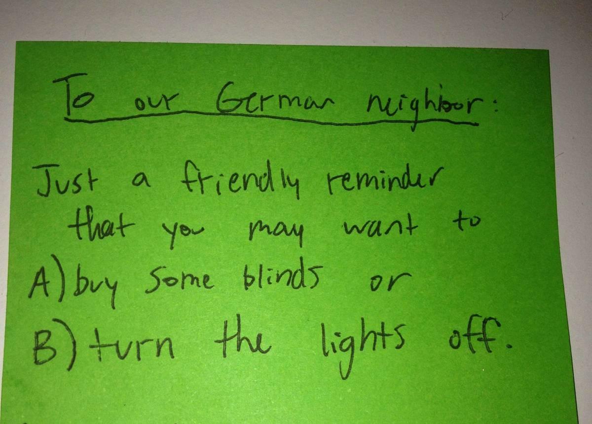 german-neighbor-note-74539
