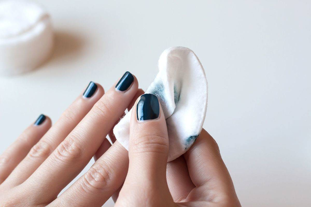Nail Polish Remover Substitute
