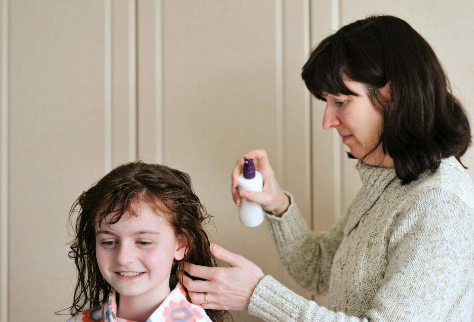 DIY Headlice Treatment