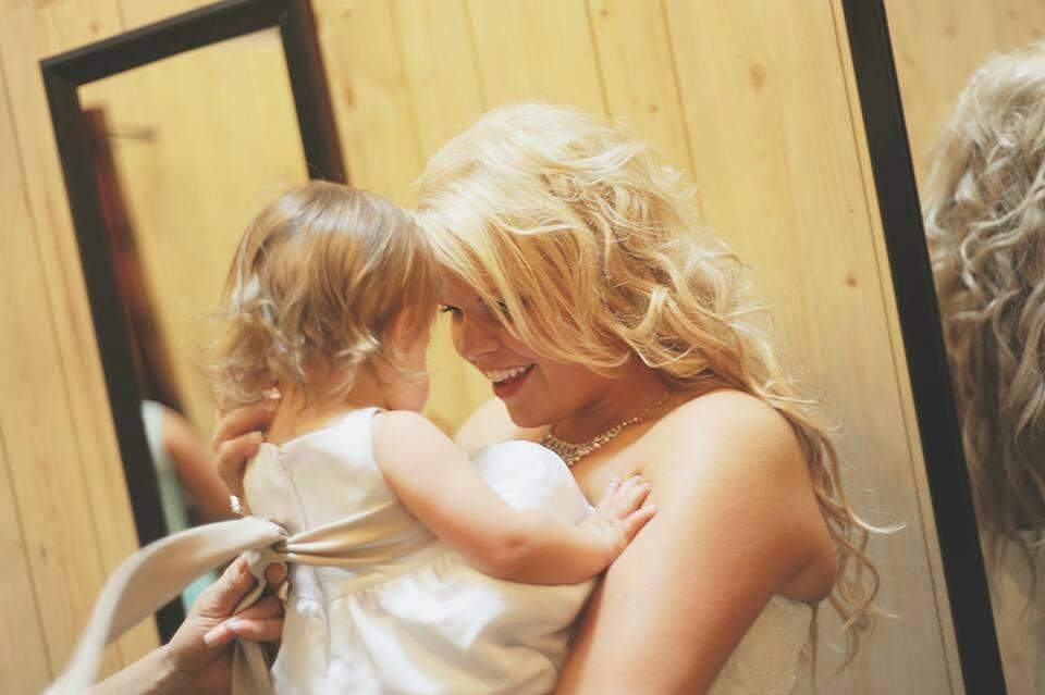 Jonna Was A Busy Mama