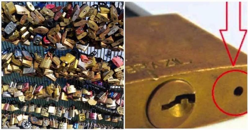 lock hole