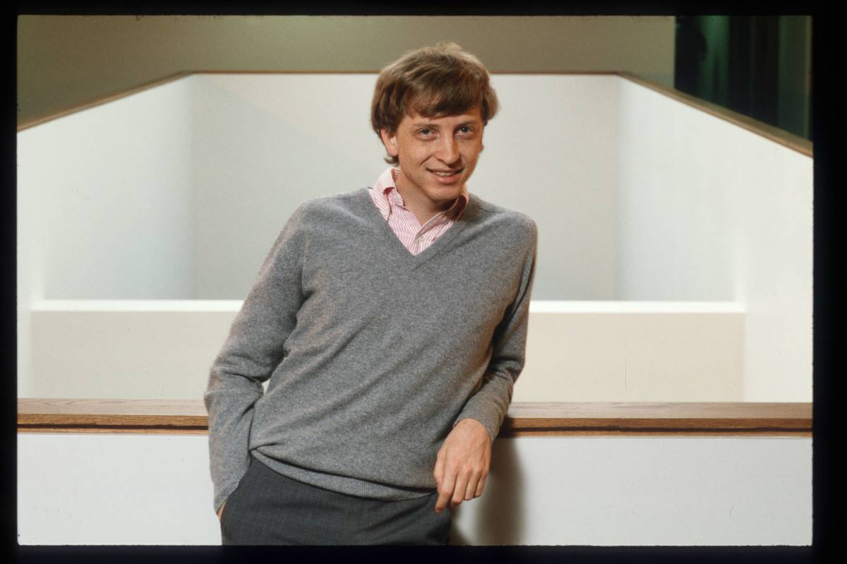 Bill Gates Before Melinda