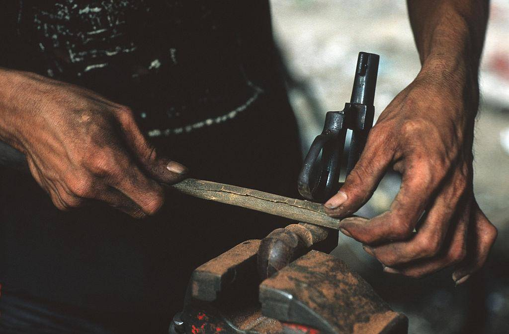 Gunsmithing For Hunting And Protection