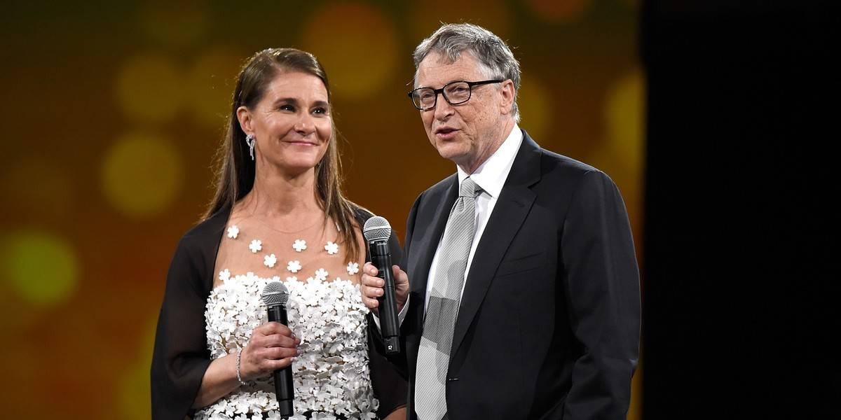 Bill And Melinda Gates' Secret To A Long And Happy Marriage That Runs As Smooth As Windows Latest Software