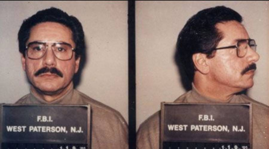 Anthony Casso appears in an FBI mugshot.