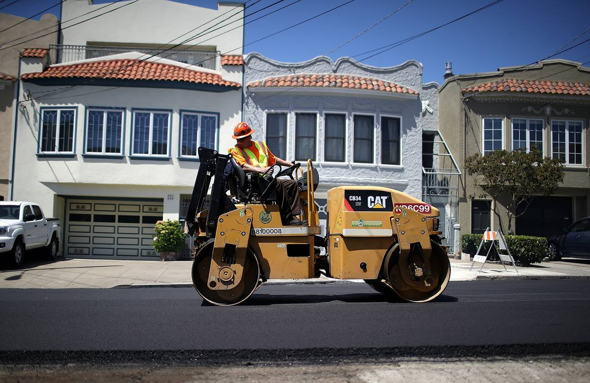 Consider Hiring A Pro To Repave Your Driveway