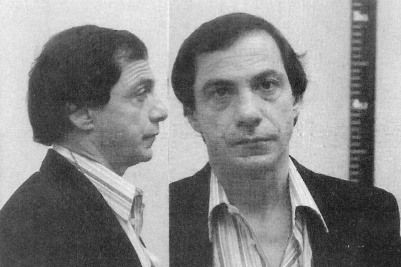 Henry Hill's mugshot is from 1980.